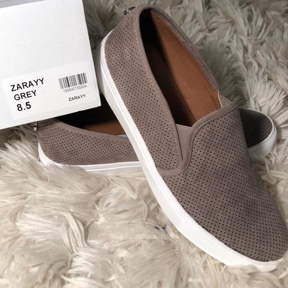 Steve Madden Shoes | Zarayy Gray Slip